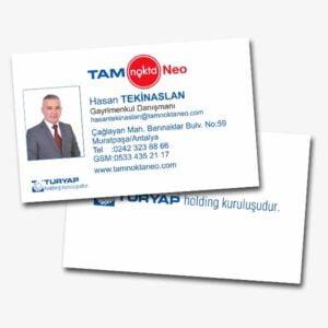 TM kartvizit